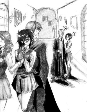 Harry Potter Fanfic Part 1 by computerfreak on DeviantArt