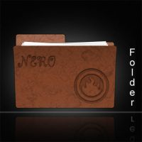 Nero Burning Rom Folder by bisiobisio