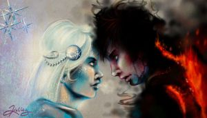 RxN: Fire and Ice by BlueEyedPerceiver