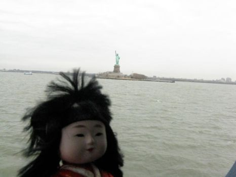 japanese_girl_in_NYC_ferry by miitess