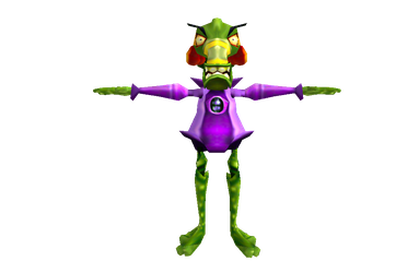 N. Oxide MKWII by izzyvicious