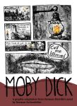 Moby Dick - One Sheet by Eschenfelder