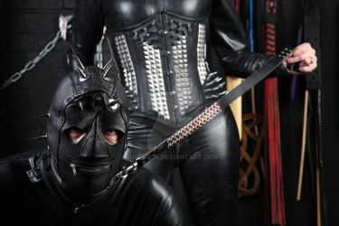 Mistress Tabatha and slave k by Ange1ica