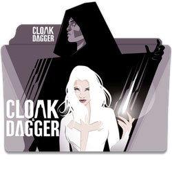 Cloak And Dagger 2018 v1S by ungrateful601010