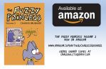 The Fuzzy Princess Book 2 now on Amazon! by bakertoons