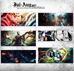 Jul-Aug Tagwall by Rage-Sama-5