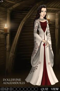 Christine Daae by abbybiersack