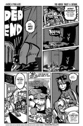 Shonen Punk! 910 Never trust a catgirl by andehpinkard