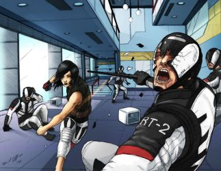 Mirrors Edge 2 by Daniel-Jeffries