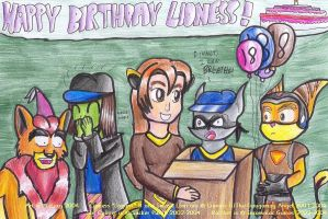$B-DAY$ Boxed Rodents a-Plenty by freqrexy