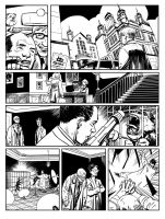 2000AD competition page 1 by Paul-Moore
