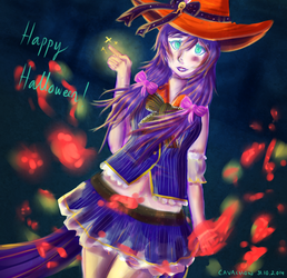 Witch by Cavachon