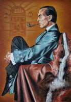 Holmes by Woolf20