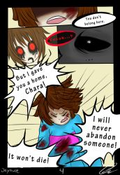[ENG] Ch.3 page 4 - UNDERVIRUS by Jeyawue