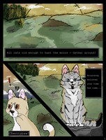 |Prologue| Fallen Paths - Page 1! by DustyBoi