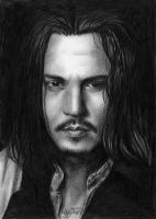 Johnny Depp by Laiyla