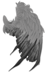 Feathered Demon Wings - Premium PSD by Thy-Darkest-Hour