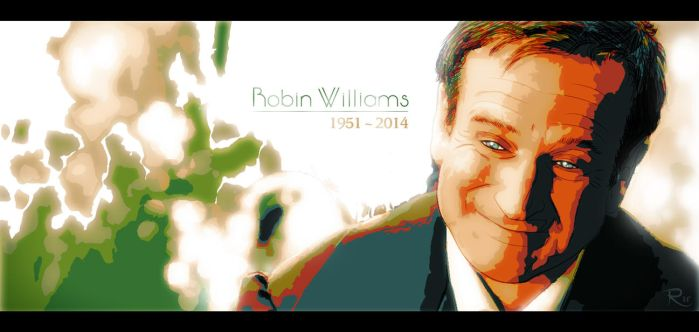 Robin Williams by KealeS