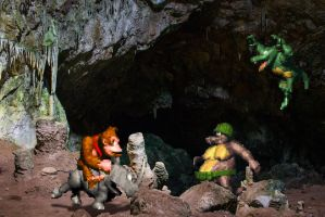 Real Bits - Donkey Kong Country: Caverns by VictorSauron