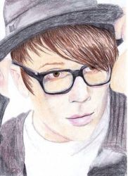 Patrick Stump by LineVenie