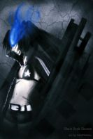 Black Rock Shooter by AkioNakana