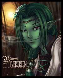 Lord Evergreen by Starlitdragon