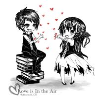 Love is in the air by Anastasia-CH