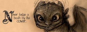 Toothless Banner by adrians-angel
