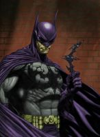 Batman 2 by TMD2008