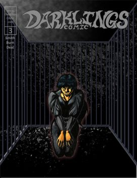 Darklings - Issue 3 Cover by RavynSoul