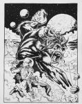 Space Fantasy by kyle-roberts