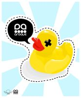 Grooveducky by daskull