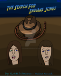 The Search For Indiana Jones (Cover Art) by TheTARDISMistress
