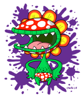 Petey Piranha by AbominationBurger