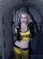 Wolverina by chiquitita-cosplay