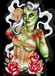 VERTE by tainted-orchid