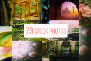 73 Stock Photos Pack by eleganceuss