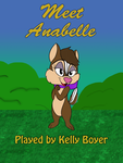 OutFoxed! Anabelle Poster by WayCool64