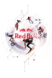 Red Bull - Collective Art Project by benhewittcreative