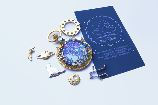 Alice in Wonderland Amulet by Dreaming-Witch