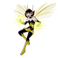 Wasp - Avengers EMH by MonteCreations