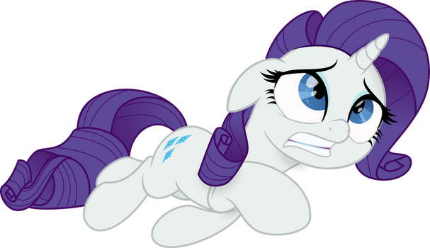 Rarity - But I'm too Fabulous to Die by Comeha