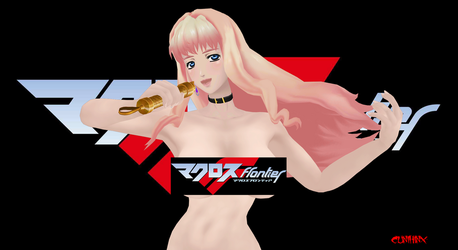 Sheryl Nome (Macross F) Busty ND Model For XPS by cunihinx