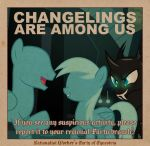 Changelings Among Us, NWPE by Etherium-Apex