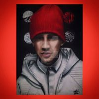 Tyler Joseph Twenty One Pilots by skyesanimation