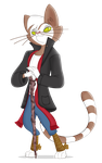Cream the Cat: OC Vector (Commission) by InvisibleInkDoodles