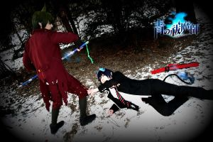 Ao No Exorcist - Give my sword back by K-I-M-I