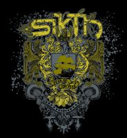 Sikth crest tee by TidyInkDesign
