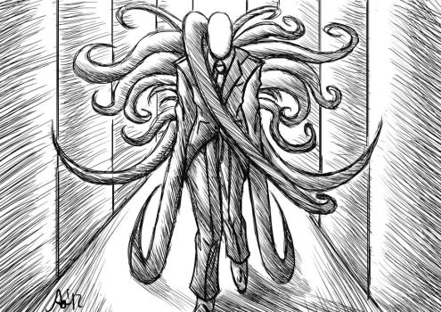 Slender Walks by Artisteternal