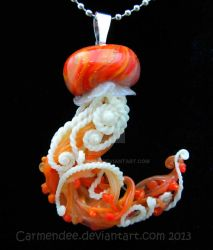 Fire Jelly by carmendee